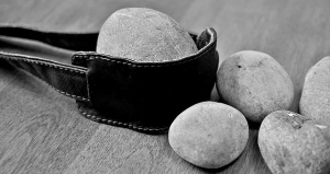 five stones & a sling